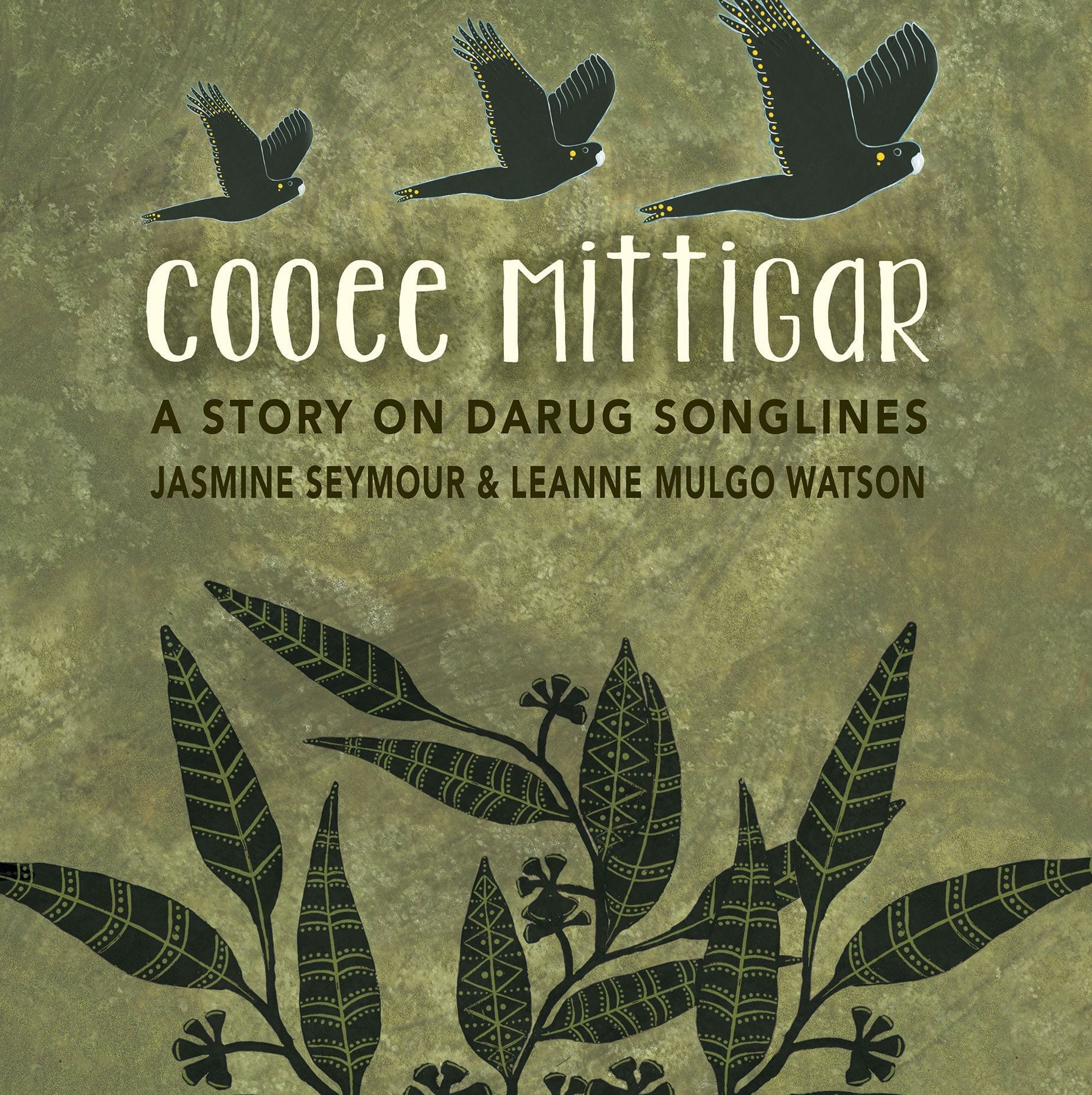 Cooee Mittigar Cover Image